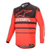 Alpinestars Racer Supermatic 2020 Jersey Red