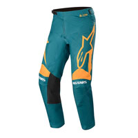 Alpinestars Racer Supermatic 2020 Pants Petrol