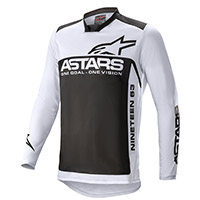 Alpinestars Racer Supermatic 2021 Jersey Grey