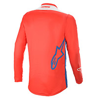 Alpinestars Racer Supermatic 2021 Jersey Red