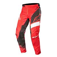 Alpinestars Racer Supermatic Pants 2019 Rosso Nero