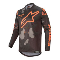Alpinestars Racer Tactical 2020 Jersey Orange
