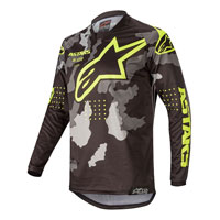 Alpinestars Racer Tactical 2020 Jersey Yellow