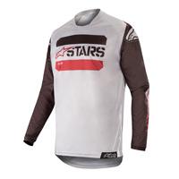 Alpinestars Racer Tactical Jersey 2019 Nero Grigio