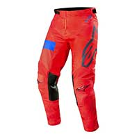 Alpinestars Racer Tech Atomic Pants 2019 Red Dark Navy Blue