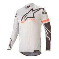Alpinestars Racer Tech Compass 2020 Jersey Gray