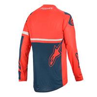Alpinestars Racer Tech Compass 2020 Jersey Red