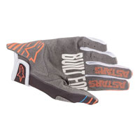 Alpinestars Radar 2020 Gloves Black Orange