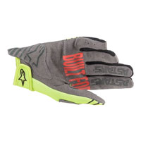 Alpinestars Radar 2020 Gloves Black Yellow