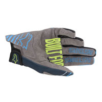 Alpinestars Radar 2020 Gloves Navy Aqua