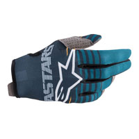 Alpinestars Radar 2020 Gloves Petrol Navy