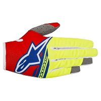 Alpinestars Radar Flight 2018 Red Fluo Yellow Blue