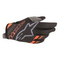Alpinestars Radar Glove 2019 Black Orange Fluo