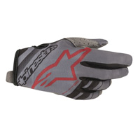 Alpinestars Radar Glove 2019 Mid Gray Black Burgundy