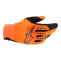 Gants Alpinestars Smx-e 2021 Orange