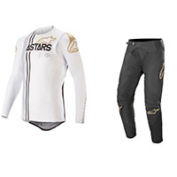 Alpinestars Supertech Squad 20 Ltd Complete Gold
