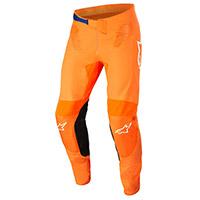 Pantaloni Alpinestars Supertech Foster 2022 Arancio