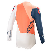 Alpinestars Supertech Blaze 2021 Jersey Orange