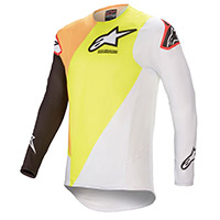 Alpinestars Supertech Blaze 2021 Jersey Yellow