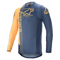 Alpinestars Supertech Foster 2021 Jersey Orange