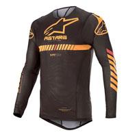 Alpinestars Supertech 2020 Jersey Black Orange