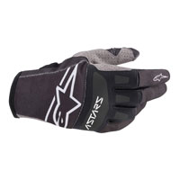 Alpinestars Techstar 2020 Gloves Black White
