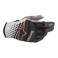 Alpinestars Techstar 2020 Gloves Black Copper