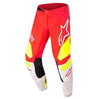 Pantaloni Alpinestars Techstar Factory 2022 Rosso