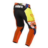 Alpinestars Techstar Factory Pants 2018 Arancio Fluo
