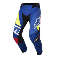 Alpinestars Techstar Factory Pants 2018 Blu