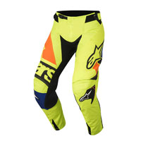 Alpinestars Techstar Factory Pants 2018 Giallo Fluo