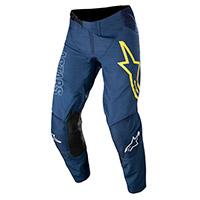 Pantaloni Alpinestars Techstar Phantom 2022 Blu