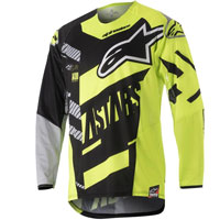 Alpinestars Techstar Screamer Jersey 2018 Giallo