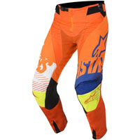 Alpinestars Techstar Screamer Pants 2018 Arancio