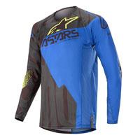 Alpinestars Techstar Factory 2020 Jersey Blue