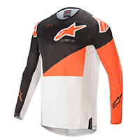 Alpinestars Techstar Factory 2021 Jersey Orange