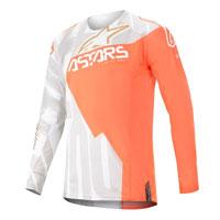 Alpinestars Techstar Factory Metal Jersey Orange