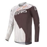 Alpinestars Techstar Factory Metal Jersey Gray