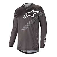 Alpinestars Techstar Graphite Jersey 2019 Black