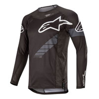 Alpinestars Techstar Graphite 2020 Jersey Black