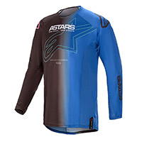 Alpinestars Techstar Phantom 2021 Jersey Blue