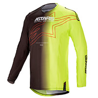 Alpinestars Techstar Phantom 2021 Jersey Yellow