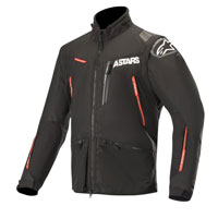 Alpinestars Venture R Jacket Black Red