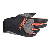 Alpinestars Venture R Gloves Orange Black