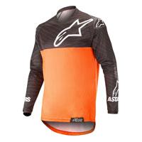Maglia Alpinestars Venture R 2020 Arancio