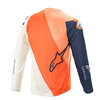 Alpinestars Youth Racer Blaze 2021 Jersey Orange Kinder