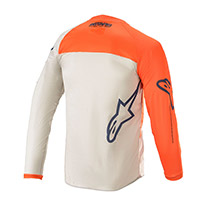 Alpinestars Youth Racer Braap 2021 Jersey Orange Kid