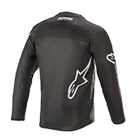 Alpinestars Youth Racer Braap 2021 Jersey Black Kinder