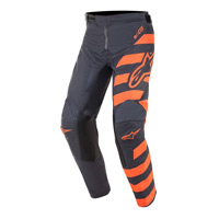 Alpinestars Youth Racer Braap Pants 2019 Arancio Nero Bimbo