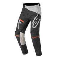 Alpinestars Youth Racer Compass 2020 Pants Gray Kinder